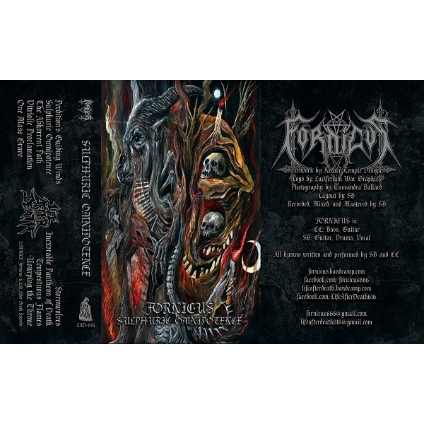 Fornicus - Sulphuric omnipotence Cass