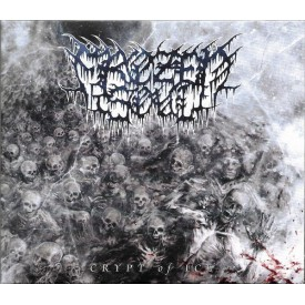 Frozen soul - Crypt of ice CD