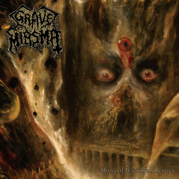Grave miasma - Abyss of wrathfull deities  2LP
