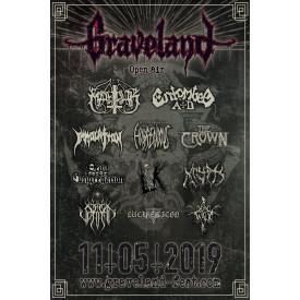 Graveland 2019 ticket