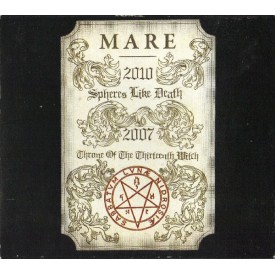Mare - Spheres like death / Throne of the thirteenth witch Digi CD