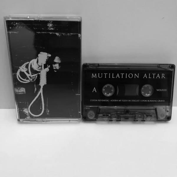 Mutilation altar - Cass