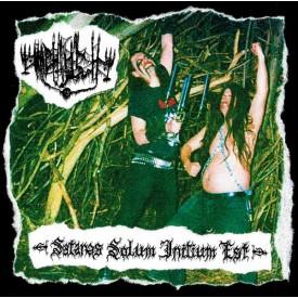Nächtlich – Satanas Solum Initium Est CD