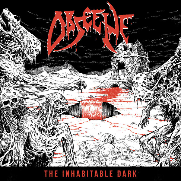 Obscene - The inhabitable dark CD