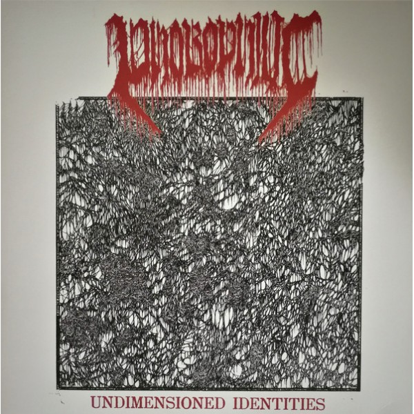 Phobophilic - Undimensioned identities CD