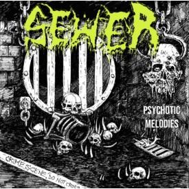 Sewer - Psychotic melodies  MCD