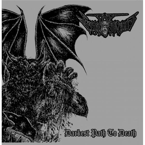 Thy feeble saviour - Darkest path to death CD