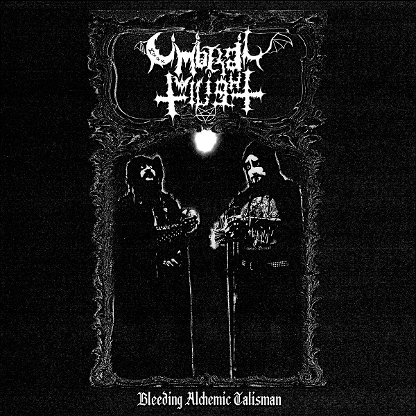 Umbral twilight - Bleeding alchemic talisman Cass