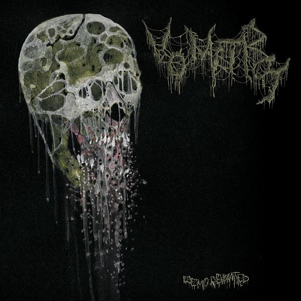 Vomitrot - Demo revomited CD