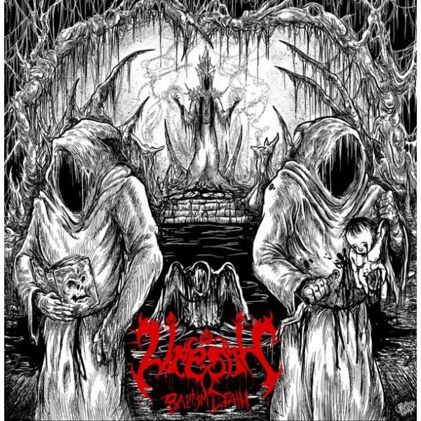 Vrenth - Baptism death CD