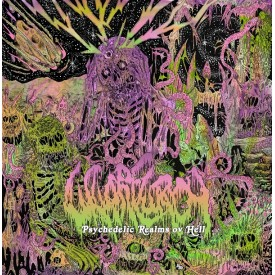 Wharflurch - Psychedelic realms ov hell CD